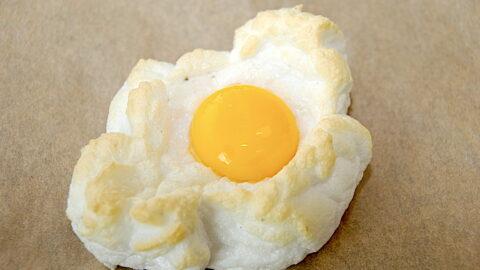 skyæg til morgenmad