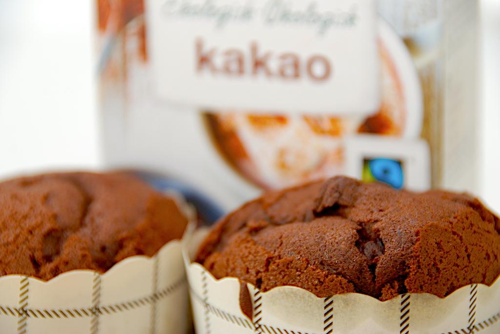 Verdens bedste chokolademuffins (de store og luftige)